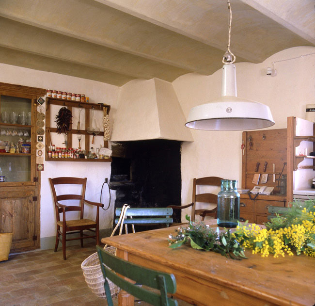 Salón casa Font Clara
