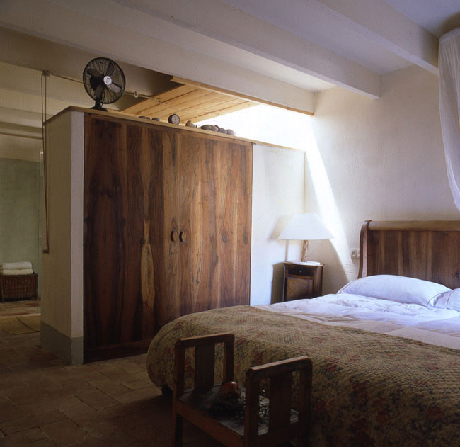 Dormitorio casa Font clara