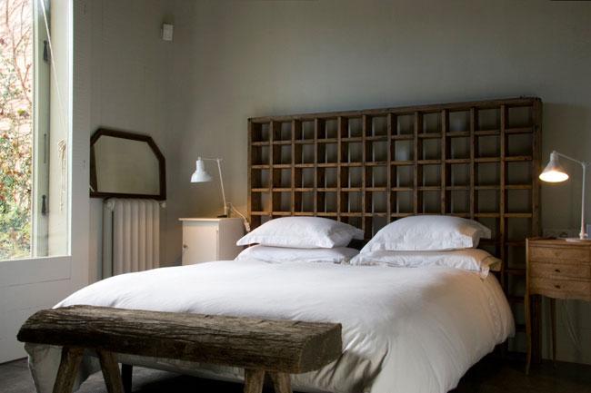 Dormitorio casa Matajudaica