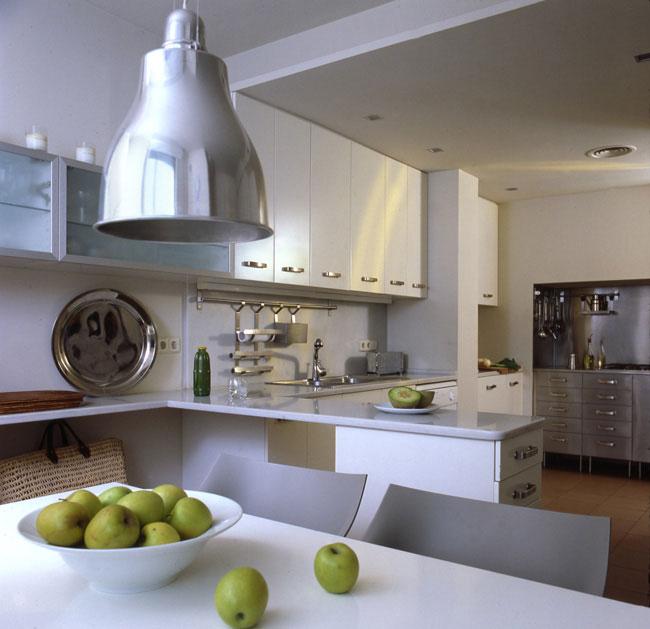 Cocina piso Sabadell