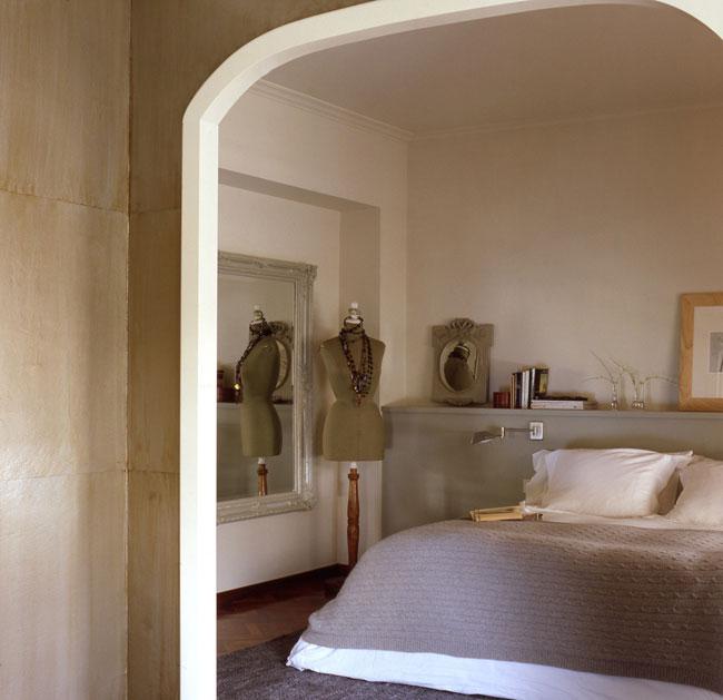 Dormitorio piso Sabadell