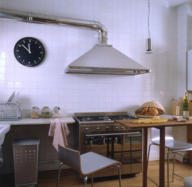Cocina piso Sarriá
