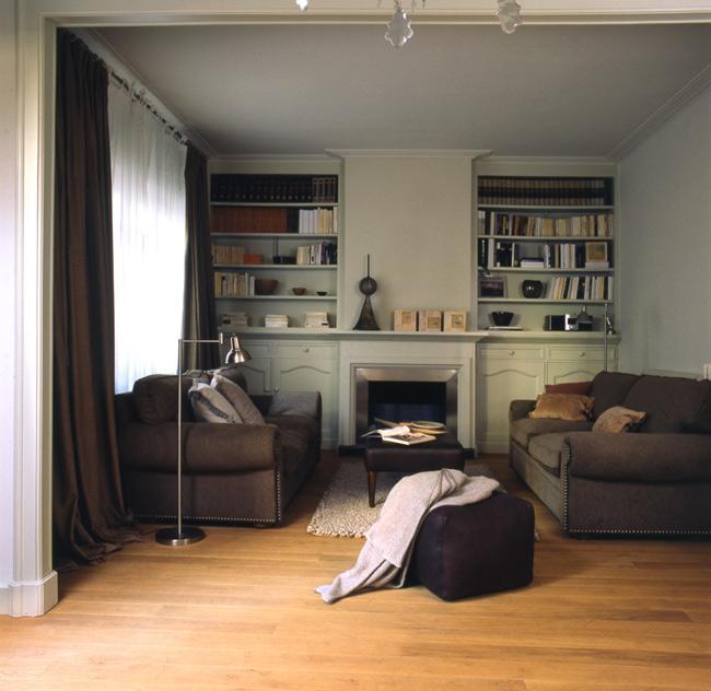 Salón piso Sarriá