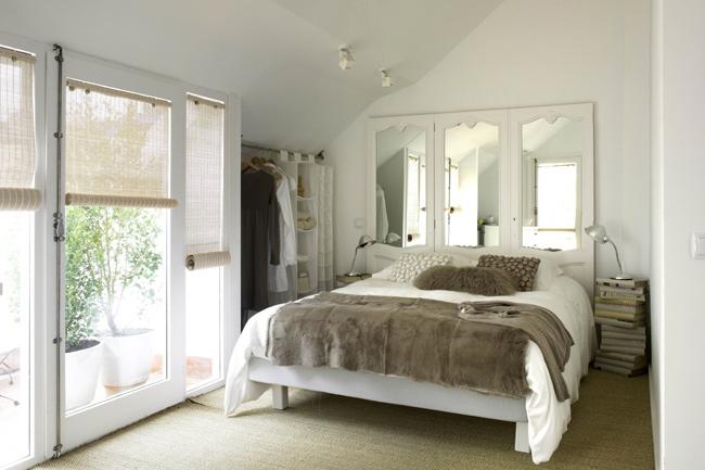 Dormitorio piso en Galvany