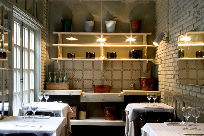 Comedor Restaurante Rambla